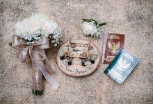 Akad Nikah Lisa & Syaiful by Azila Villa