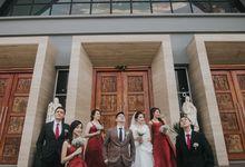 Matrimony of Reynaldo & Marsella by SC Wedding Organizer