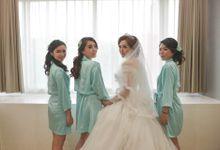 Jonathan & Dina Wedding by MariMoto Productions