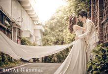 Tamsui by TaipeiRoyalWed