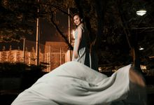 Prewedding Edwin & Vallya by Monchichi