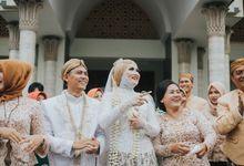 Wedding Fabella & Yudha by PRESTIGE PHOTOGRAPHY