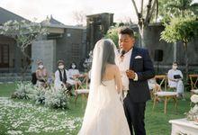 Wedding of Berlin and Eka by Alindra Villa