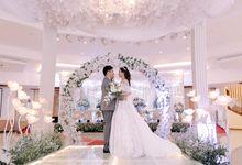 From Moment Wedding  Prettycia & Billy by TOSKAPHOTO