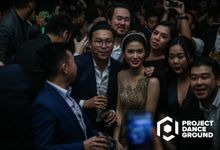 Jeff & Eliza Wedding After Party by Project Dance Ground