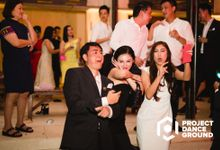 Jeffery & Jennifer Wedding After Party by Project Dance Ground