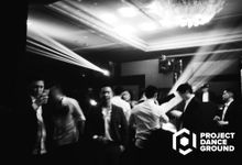 Reinaldo & Katherine Wedding After Party by Project Dance Ground