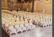 wedding event by D'Royale Catering