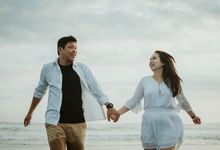 Herry & Nathalia Couple Session - Bali by Annora Pics