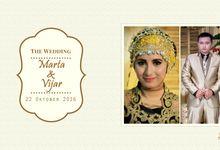 Prewedding and Wedding  Photo Shoot Vijar dan Marta by studioChendra