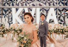 Kevin Wijaya & Luisa Andrea by ARYADUTA BALI