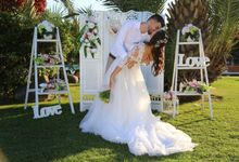 Civil Marriage Ceremony for Australian couple by Wedding City Antalya