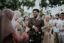 The Wedding of Robi & Fitria by yourmate