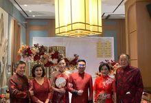 Sangjit day randy & yunita by ID Organizer