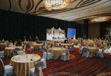 ALISSHA BRIDE X NOVOTEL MANGGA DUA by Alissha Bride