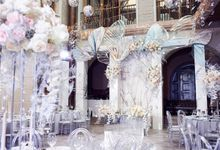 FAIRYTALE WEDDING IN A CASTLE by Salute Event