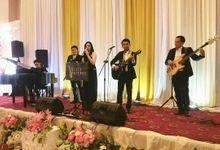 Arief & Fransiska Wedding by Sixth Avenue Entertainment