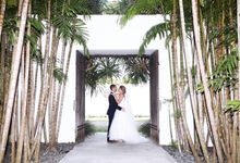 Shari & Adam by baliVIP Wedding
