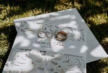 Wedding of B&W by Nika di Bali