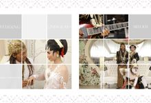 Wedding Day Linda + Rio by Coklat Photo Surabaya