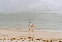 Kerry & Paul's Elopement Wedding Ceremony In Nusa Dua Beach, Bali by Amora Bali Weddings