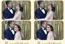 Dhea & Gibran Wedding by Foto moto photobooth