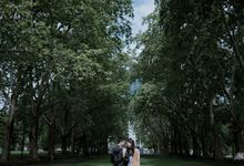 Felix & Hanna Pre Wedding by NOMINA PHOTOGRAPHY