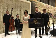 Bobby & Cora Wedding by Sixth Avenue Entertainment