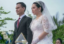Wedding Day of Somkriat & Agnes by D'banquet Pantai Mutiara