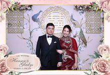 Hansen & Gladys Wedding by Foto moto photobooth