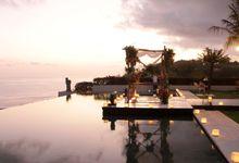 Mella Cortez & Kian by The Surga Villa Estate
