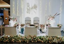 Sheraton Gandaria, 24 Jan '21 by Pisilia Wedding Decoration