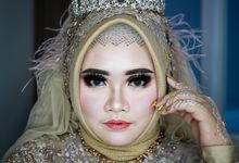 Wedding of Amrina & Farid by Rashdan Planner