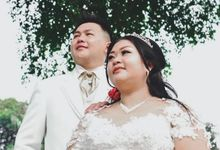 WEDDING DAY FULL COVERAGE - GOLD PACKAGE by Futura Creative