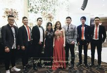 Vincent & Rika Wedding by Sixth Avenue Entertainment