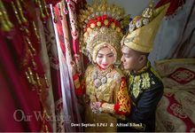 The Wedding Cinematic by fadhillah studio