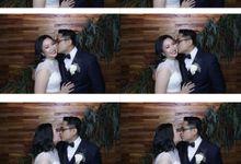 Verra & Yoes Wedding by Foto moto photobooth