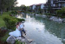 Sonja & Stephen German Wedding by Wedding City Antalya