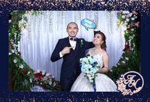 Andreas & Maria Wedding by Foto moto photobooth