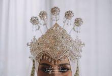 Moniq & Faiq Wedding by Kamajayaratih Organizer
