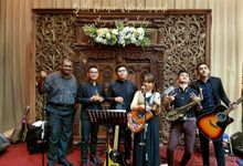 Arief & Dhea Wedding by Sixth Avenue Entertainment