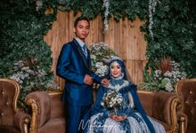 The Wedding of Adam & Ainun by Maharani Photography