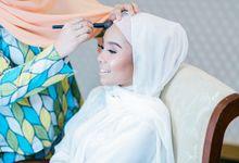 The Reception Of Uzair & Shazana by imagessoul