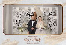 Leo & Shally Wedding by Foto moto photobooth