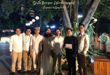 Hwa Wei & Tiara Wedding by Sixth Avenue Entertainment