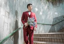 Formal Suit by Cang Ai Wedding