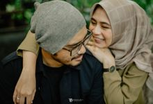 The couple session of Lupi & Chandra by Memorable Wedding Photography