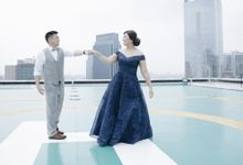 Johana dan Long by MERCANTILE PENTHOUSE WEDDING