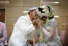 Arimbi & Ridwan by Top Fusion Wedding