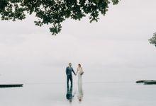 Tia & Jaye by baliVIP Wedding